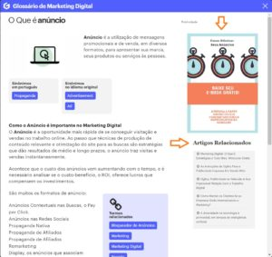 Glossario de marketing digital 3