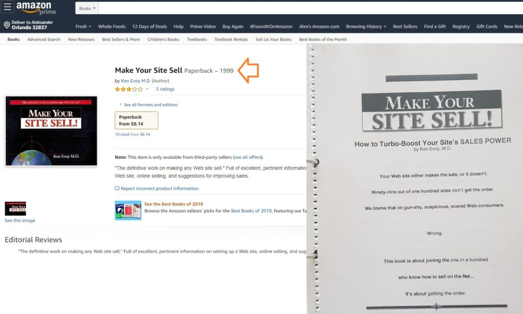 make your site sell